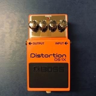 Boss Distortion DS-1X(デストーション)良音!!