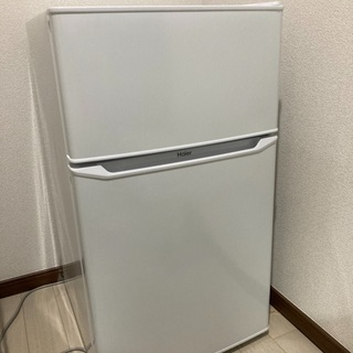 【ネット決済】冷凍庫付き2ドア冷蔵庫