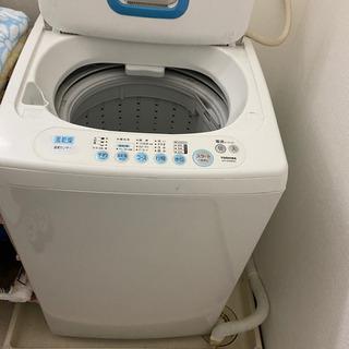 【5/1.5/2引き取り限定】TOSHIBA 洗濯機