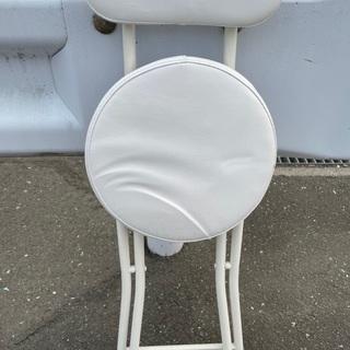 お洒落な折り畳み椅子‼️コロナ禍で減収やお困りの方へ