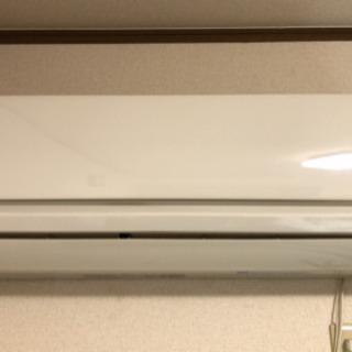 【無料】Panasonicエアコン 10畳用 2014年製