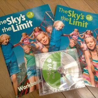 The Skys the Limit Level3英語教材…