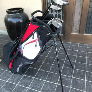 ASPIRE XD-1 ゴルフセット