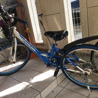 24インチ 男の子用 自転車