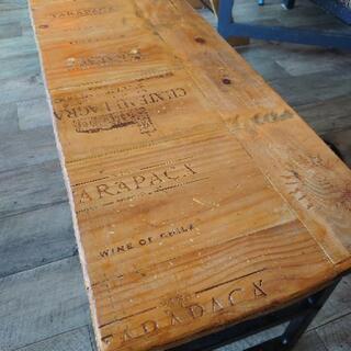 木箱 ローテーブル