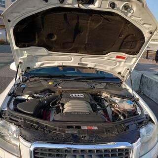 アウディA8  ETC  バックカメラ付き 車検は令和4年11月まで