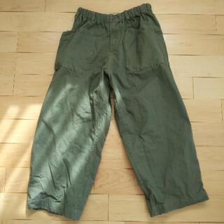 カーキ色パンツ ズボン Lサイズ