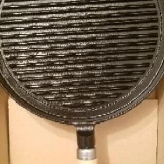 激安❗ステーキ ハンバーグに焼き目をつける鋳物鉄製グリルパン 値...
