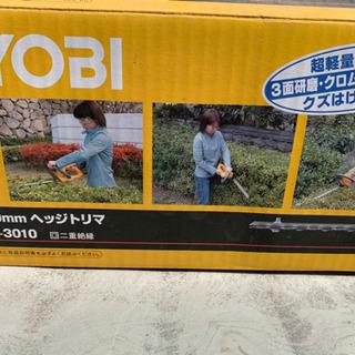 RYOBI 300mmヘッジトリマ HT-3010