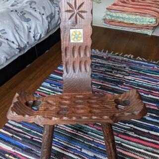 アンティーク オシャレ椅子 家具