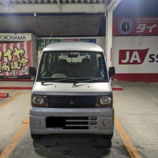 【ネット決済】車検たっぷり!軽貨物可能!軽ワンボックスカー
