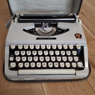 ブラザー タイプライター ヤングエリート