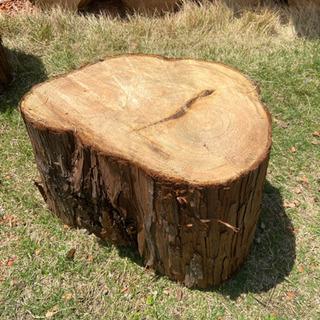 薪割り台 高さ33cm×横48cm×奥38cm