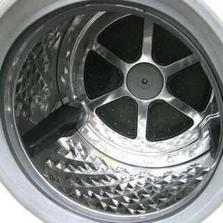札幌 ドラム式洗濯乾燥機 9Kg 乾燥6Kg パナソニック 2013年製 NA-VX3101L ドラム洗濯機 乾燥機 - 家電