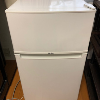 (*商談中)冷蔵庫・洗濯機 お譲りします【2018年産】