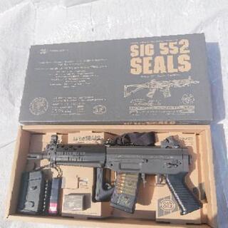 電動ガン 東京マルイ SIG 552 SEALS箱有