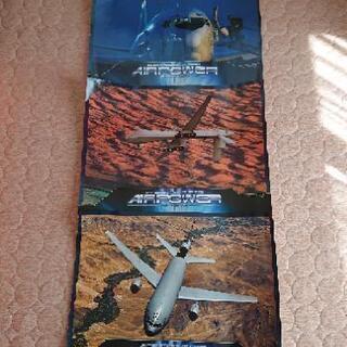米軍機ポスター写真