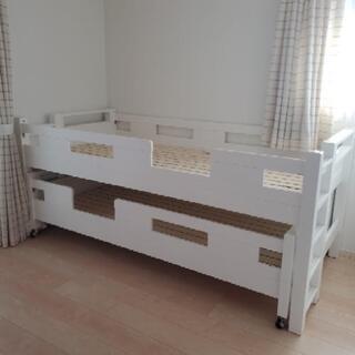 2段ベッド(シングルサイズ)