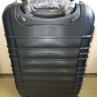 軽量【未使用品】キャスター付きスーツケース/キャリーケース…
