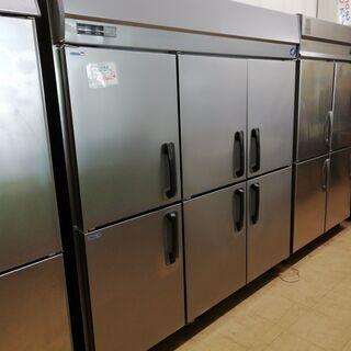 冷凍冷蔵庫  業務用  6枚扉  B1N29 - 鳥栖市