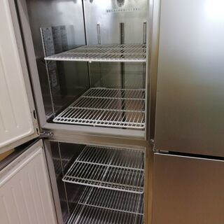 冷凍冷蔵庫  業務用  6枚扉  B1N29 - 家電