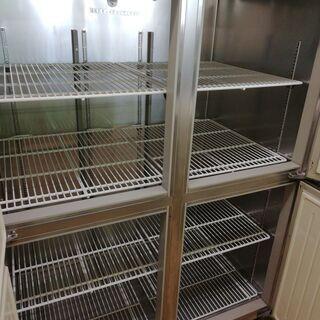 冷凍冷蔵庫  業務用  6枚扉  B1N29 − 佐賀県