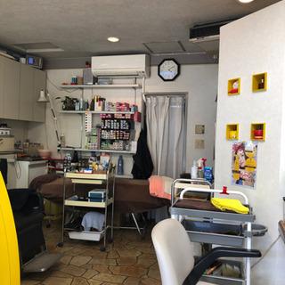 美容室の面貸し募集致します。場所 神奈川県横須賀市北久里浜