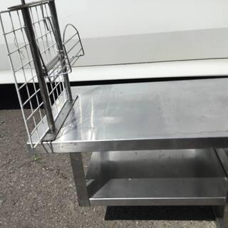 業務用 ステンレス 吊り下げ 棚 厨房 キッチン 収納 壁掛け 調理器具 ラック − 福井県