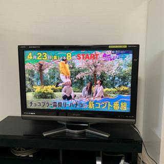 AQUOS 37型液晶TV 地デジ