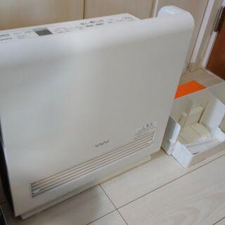 SANYO 加湿セラミックファンヒーター RSF-VW13C(W...