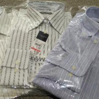 未使用ワイシャツ3点セット1000円