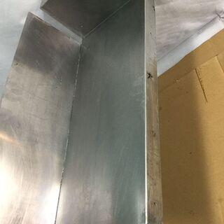 ステンレス作業台 パーツ サイドガード 棚 ラック 業務用 厨房 飲食店 − 福井県