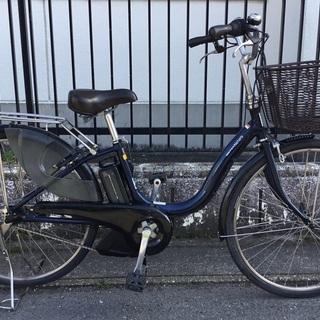 <美品車>ヤマハ電動アシスト自転車 PASナチュラ・26イ…