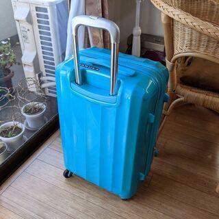 【無料で差し上げます】難あり スーツケース