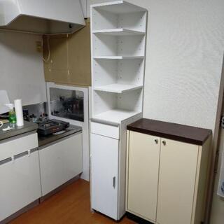 食器棚(隙間収納棚) ニトリ