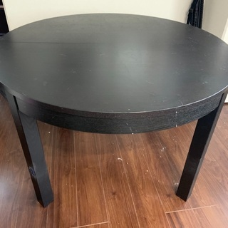 テーブル IKEA ダイニングテーブルの画像