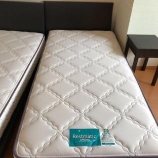 S02 定価15万円以上 フランスベッド シングル マット…