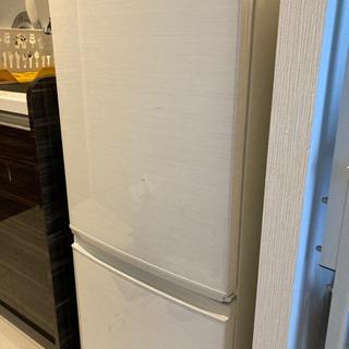 一人暮らし用冷蔵庫 SHARP