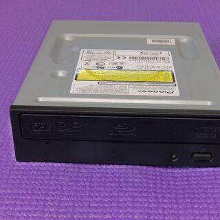 ブルーレイドライブ Pioneer製BDR-208DBK