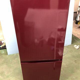 AQUA アクア ノンフロン冷凍冷蔵庫 184L AQR-BK1...
