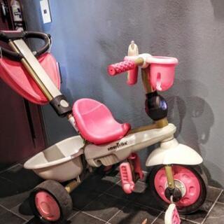スマートライク三輪車