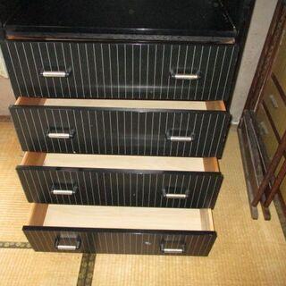 整理たんす  - 家具