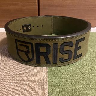 【ネット決済】RISE パワーベルト