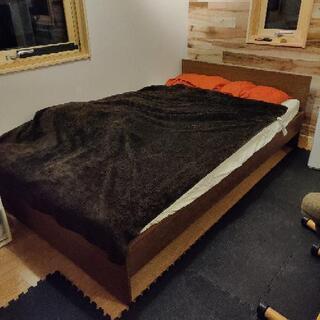 セミダブルすのこベッド