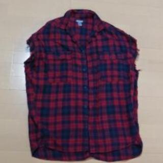 H&M メンズ チェックシャツ