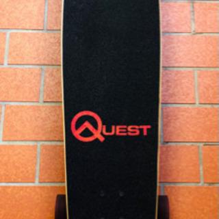 QUEST  Long skateboard  - 売ります・あげます