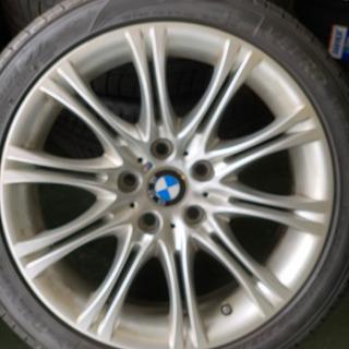 【ネット決済・配送可】BMW タイヤホイールセット