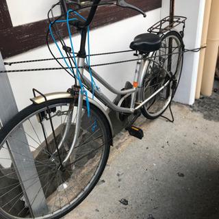 【ネット決済】お取引中❗️自転車27インチ