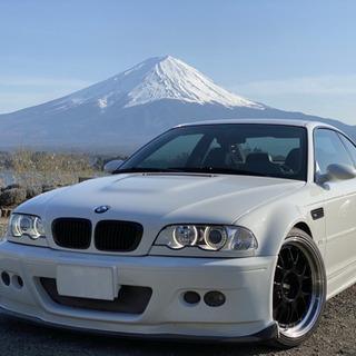 BMW E46 M3 LH 6MTサンルーフレス✨✨✨