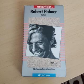 ロバートパーマー VHS ビデオテープ